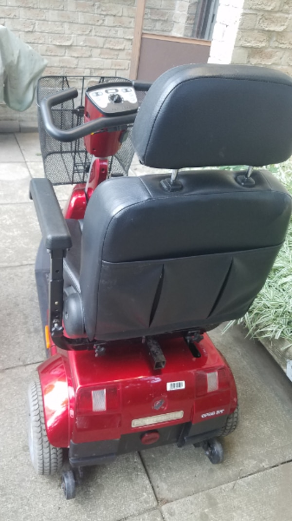 Used Mobility Scooters For Sale >> Mobility Scooter Like New