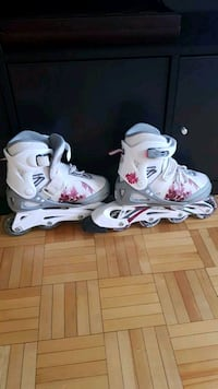 Adjustable Roller skates for girl/ patins a roues Côte Saint-Luc, H4W 2A9