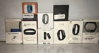 Bluetooth Fitness Tracker Smart Watch Lot $80 for all $15 for One Lewis Center, 43035