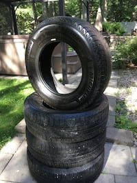 Michelin latitude x-ice 235/70r16 in excellent condition.. Barrie, L4N
