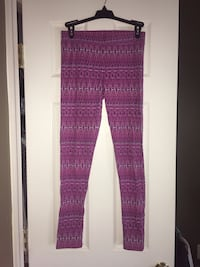 super comfy leggings, purple, size small Ashburn, 20147