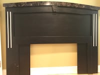 Headboard with marble trim  Glendale, 91204