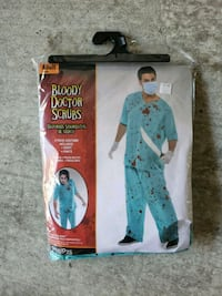 Adult Bloody Doctor scub Costume  Surrey, V4N 0Z8