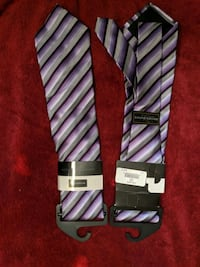 brand new ties with tags