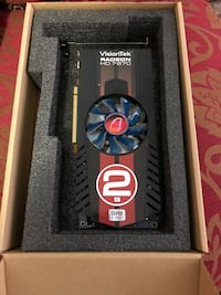 Radeon 7870 Graphics card