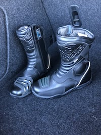Sedici Women Motorcycle Boots Knoxville