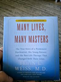 Audio cd Book many lives many masters