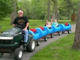 Funbarrels ... teach to recycle reuse ... Fun and safe