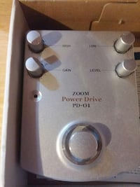 gray zoom power drive pd-01 Ontario, K0A 2P0
