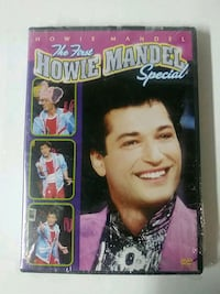 The first Howie Mandel Special dvd