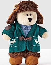 "BRAND NEW This fuzzy guy has been spotted on the runways of Milan and London but he's ready to come home for the holidays. DESCRIPTION Limited-edition Featuring a ""Starbucks 2016"" commemorative mark on paw Cotton stuffing Collectible Limited Edition Smyrna, 37167"