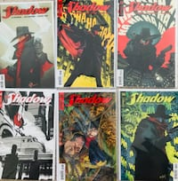 The Shadow 1-6 complete series 2017 KNOXVILLE