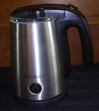 Keurig electric milk frother like new Monona, 53713