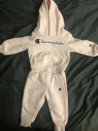 Baby Girl Champion Tracksuit