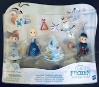 Olaf's Frozen Adventure Collection - BRAND NEW SEALED. See my other offers Stockton, 95209