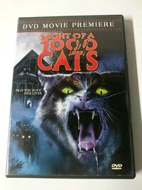 House of 1000 Cats dvd