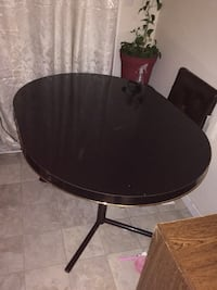 Dining table for 4 people (no chairs) $40 firm Edmonton, T5Y 1K1