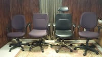 leather+other chairs made in Canada TORONTO