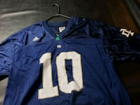 Notre Dame football Jersey South Bend