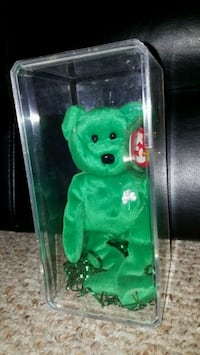 Collectible Beanie Baby 'Erin' Puyallup, 98371