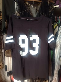 black and white NFL jersey Westown, 4310