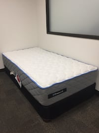 """Sealy Twin Coil Mattress 11.5"""""""