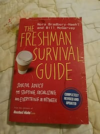 College book barely used Rock Island, 61201