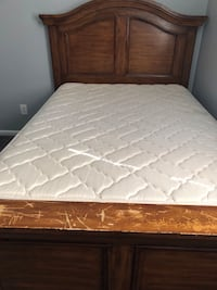 white and brown bed mattress Philadelphia, 19116