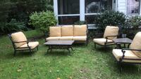 outdoor patio set Harwood