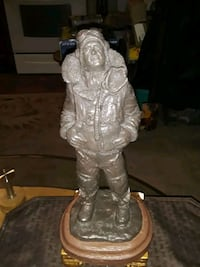 VINTAGE RARE AVIATION 1FT BRONZE ANOTHER MISSION 1