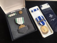 US Military Medals in Original Boxes  Toronto, M4V 2B6