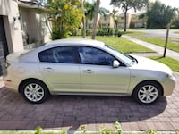 Mazda - 3 - 2007/ Clean Title/ 86k miles Only/ MANUAL  Miami, 33168