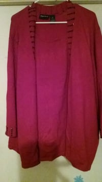 Size 4x sweater shirt Denison, 75020