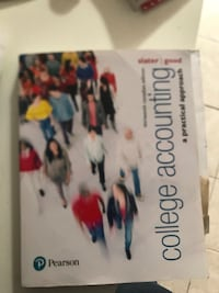 College Accounting textbook and workbook  Mississauga, L5B 3Y3