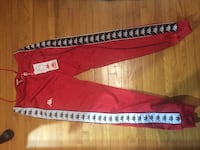 Kappa red pants (Medium) Montréal, H8Z 2L3