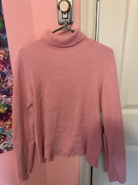 Northern reflections pink turtle neck Dartmouth, B2W 1A7