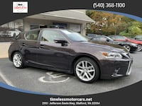 2014 Lexus CT for sale Stafford