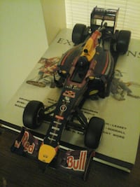 Red Bull Racing F1 car. Like new. Very nice Silver Spring, 20902