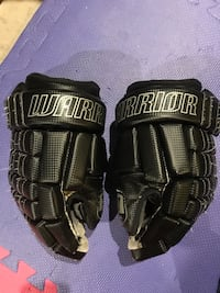 "Black Warrior 14"" Gloves"