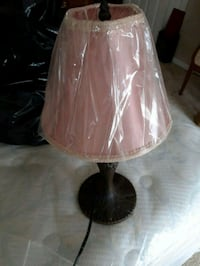 brown and white table lamp Oakton, 22124