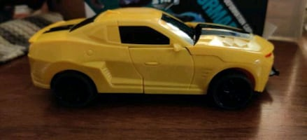 The Transformer car with wheels
