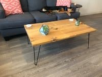 Hardwood coffee table  Dallas, 75204