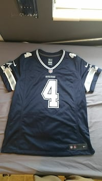 Dallas Cowboys Dak Prescott Jersey Brand New Lakeland, 33810
