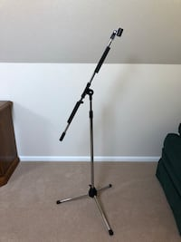 Microphone Stand null