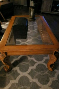 Coffee Table & End Table Plano, 75093