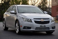 Chevrolet-Cruze-2012 Norfolk
