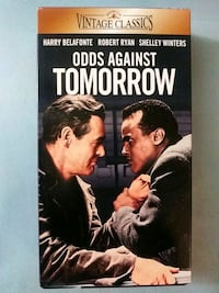 Odds Against Tomorrow vhs Baltimore
