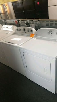 Whirlpool top load set washer and electric dryer  43 mi