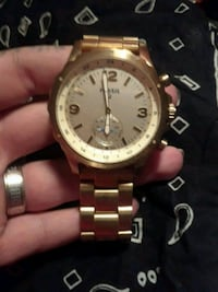 Q Nate Hybrid watch. Great deal. Obo Houston, 77017
