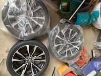 OEM RIMS TOYOTA COROLLA 2019 - BARELY USED - $1000 Vaughan